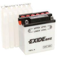 Akumulator motocyklowy Exide YB3L-A 3Ah 25A