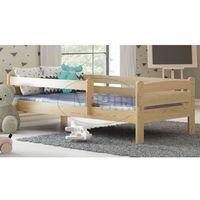 Łóżko drewniane dziecięce KACPER