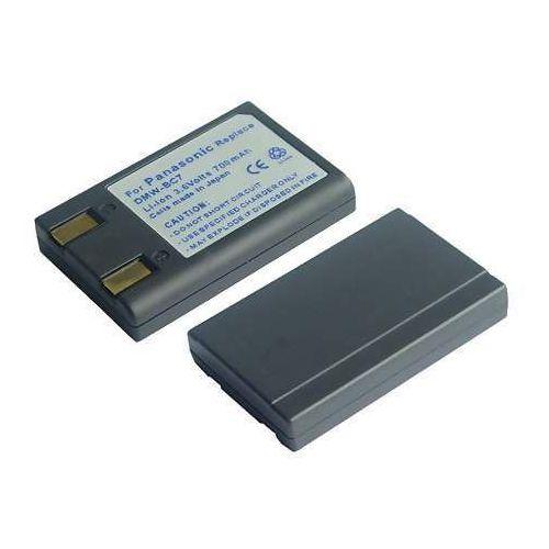 Bateria do aparatu cyfrowego PANASONIC CGA-S101 - produkt dostępny w ebaterie.pl