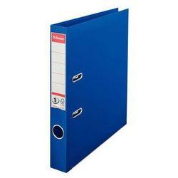 segregator z mechanizmem standard no. 1 power, a4 50mm, niebieski marki Esselte