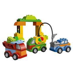 Duplo KREATYWNE AUTA 10552 marki Lego - klocki dla dzieci
