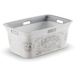 Kis Kosz na czyste pranie 45 l Chic Basket Laundry Deluxe