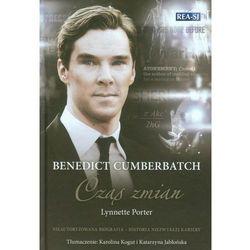 Benedict Cumberbatch. Czas zmian. Nieautoryzowana biografia. Historia niezwykłej kariery, książka z kategor