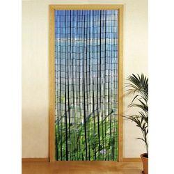 Zasłona bambusowa Wyspa, 90x200 cm, WENKO