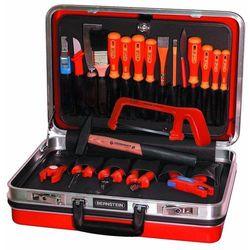 Walizka narzędziowa Bernstein 8200 VDE, 23 narzędzia, (DxSxW) 480 x 350 x 170 mm, PROTECTION