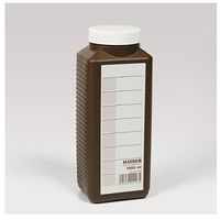 Kaiser butelka na chemię - brązowa 1l