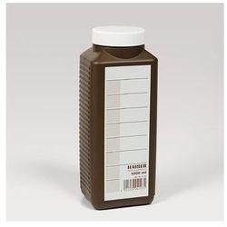 Kaiser butelka na chemię - brązowa 1l, kup u jednego z partnerów