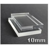 Folplex Plexi bezbarwna grubość 10mm cięta na wymiar