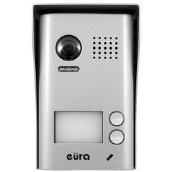 "Kaseta zewnętrzna wideodomofonu ""eura"" vda-77a5 ""2easy"" natynkowa 2-lokatorska nowosc marki Eura-tech"
