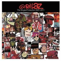 The Singles 2001-2011 [Limited] - Gorillaz