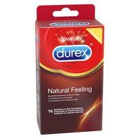 Natural feeling 6 x 16 pcs de fe en marki Durex