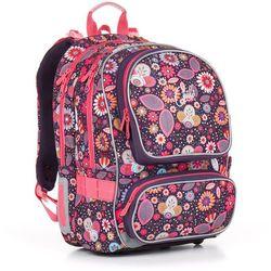Plecak szkolny Topgal CHI 844 I - Violet z kategorii Tornistry i plecaki