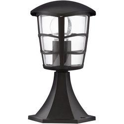 Eglo Lampa stojąca aloria 93099 60w e27 czarna ip44 30cm (9002759930998)