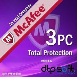 McAfee Total Protection 2015 KEY - 3 PC z kategorii Programy antywirusowe, zabezpieczenia