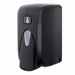 Dozownik do mydła lub żelu 0,5 l S5 POP czarny, A8AF-40616_20210203134833