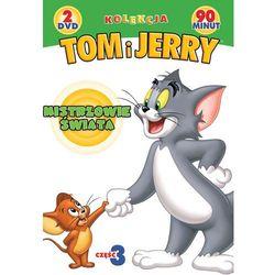 Tom I Jerry: Kolekcja Cz.3 - Mistrzami Świata (2DVD) (7321909311381)