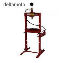 04. Prasa warsztatowa hydrauliczna ręczna 12 ton - produkt z kategorii- Pozostałe urządzenia przemysłowe