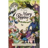 Mary Poppins, Travers L. Pamela|P L Travers