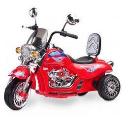 Toyz Rebel motocykl na akumulator red - sprawdź w bobo-world.pl