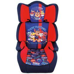 Paw patrol fotelik samochodowy, 2+3, niebiesko-czerwony, auto268002 (8719323840232)