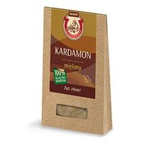 Kardamon mielony 50g FARMVIT, 89BE-12656