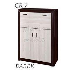 BAREK GR-7 91x128x40cm