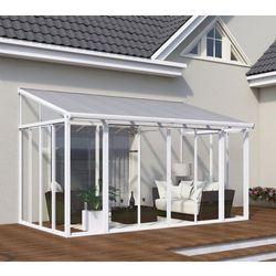 Palram Ogrody zimowe veranda sanremo 3 x 4,25 m biała