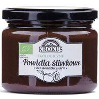 Ekologiczne Powidła Śliwkowe Śliwki Bez Dodatku Cukru 310g - Krokus, PEKO-1842