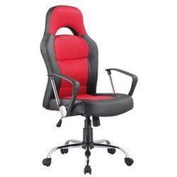 Signal meble Krzesło obrotowe czerwone q-033