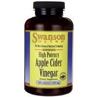Swanson Ocet jabłkowy Apple Cider Vinegar 625mg 180 kaps.