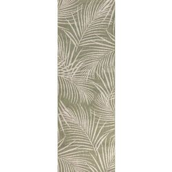 dywan cottage ii jungle green/wool 60x180cm, 60×180cm marki Dekoria