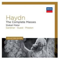 Haydn: The Complete Masses. Stabat Mater (Gardiner) (8xCD) - John Eliot Gardiner