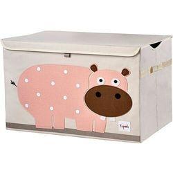 Pudełko zamykane 3 sprouts hipopotam, 3STCHI