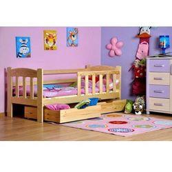 Frankhauer  łóżko dziecięce alan 70 x 160
