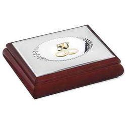 Szkatułka na 50 rocznicę ślubu - (VL#40605), produkt marki Valenti & Co