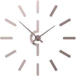 Zegar ścienny Masaccio CalleaDesign szara śliwka, kolor szary