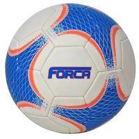 Piłka nożna treningowa axer forca blue/white - niebieski ||biały marki Axer sport
