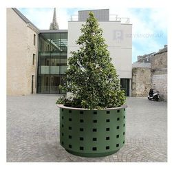 Donica Orsay okrągłą miejska na drzewka, stalowa od sklep.szymkowiak.pl