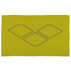 Arena ręcznik halo mikrofibra szybkoschnący 90x145cm yellow (3468335546599)