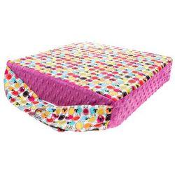 Cuddly Zoo, Owieczki, Raspberry, poduszka podwyższająca z kategorii dekoracje i ozdoby dla dzieci