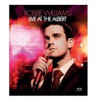 Robbie Williams - Live At The Royal Albert Hall (Blu-Ray) (5099951331894)