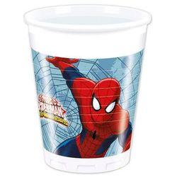 Procos Kubeczki urodzinowe ultimate spiderman web warriors - 200 ml - 8 szt.