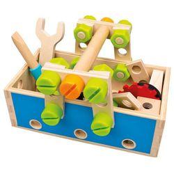 Bino zestaw drewnianych narzędzi (4019359821477)