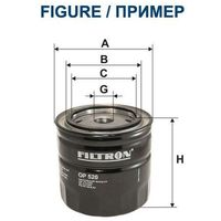 Filtr oleju OP 642/3 (5904608046420)