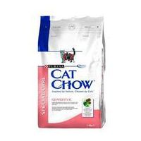 cat chow sensitive 1,5 kg marki Purina