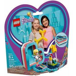 41386 pudełko przyjaźni stephanie (stephanie's summer heart box) klocki friends marki Lego