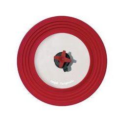 Pavoni Pav-cope przykrywka z regulacją,22-28 cm,czerwona