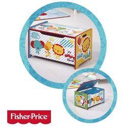 Arditex Skrzynia na zabawki fisher price (8430957100027)