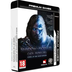 Gra Śródziemie Cień Mordoru z kategorii: gry PC