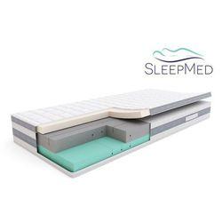 Sleepmed comfort - materac termoelastyczny, piankowy, rozmiar - 160x200 wyprzedaż, wysyłka gratis (5901595011486)